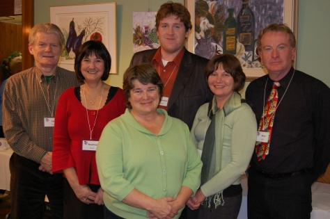 2009 Executive Photo AGM - Nov 26 2008