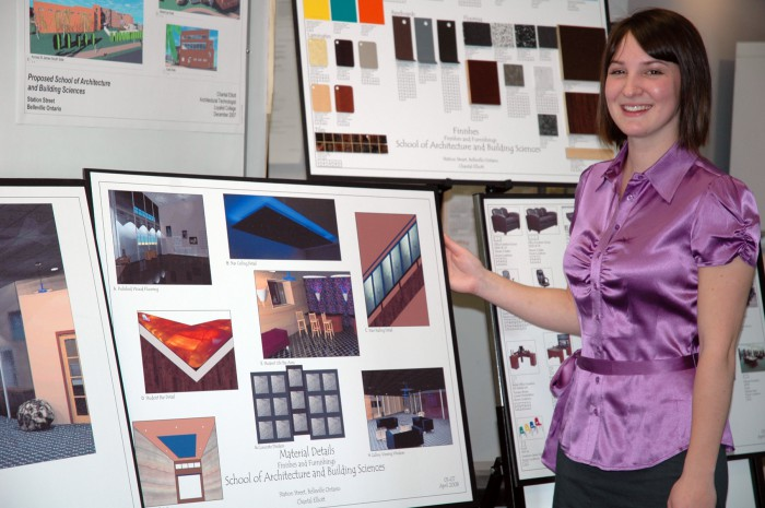 Chantal Elliott, Architectural Technology 2008