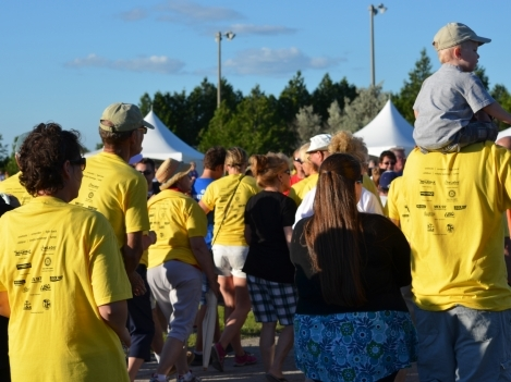 College Proud to Host Relay for Life