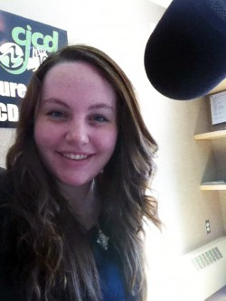 """""""During the final semester our professor told our class about a job in Yellowknife. I sent off my résumé, a few demos. The next thing I knew, I was offered the job. I'm 5,000 miles from my family and friends but I love where I am and what I'm doing."""" - Shawna Sovie, Radio Broadcasting 2012 News producer and host, CJCD MIX 100, Yellowknife, NWT"""