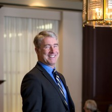 Nominee David Smythe was recognized for his contributions in the field of Business