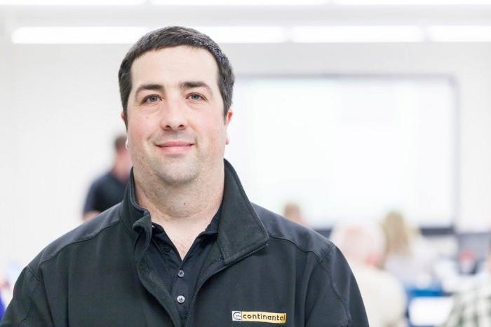 Steve Martin Technical Sales Representative, Continental Conveyor Ontario Ltd.