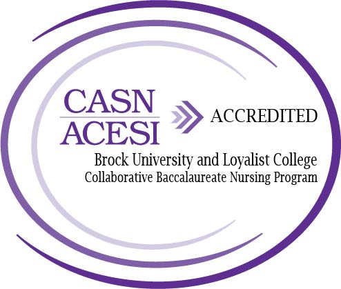 Brock University and Loyalist College, Collaborative Baccalaureate Nursing