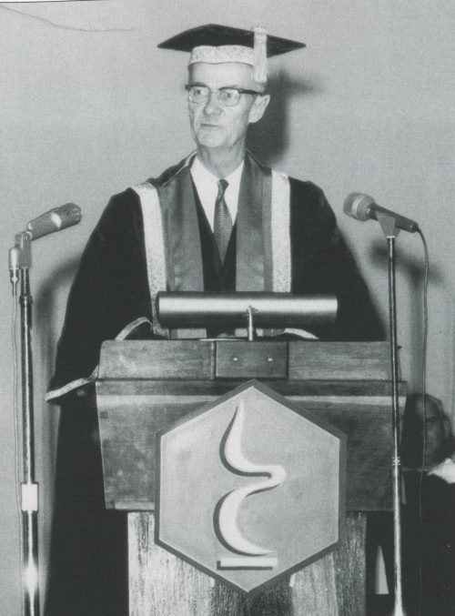 President J. Kenneth Bradford