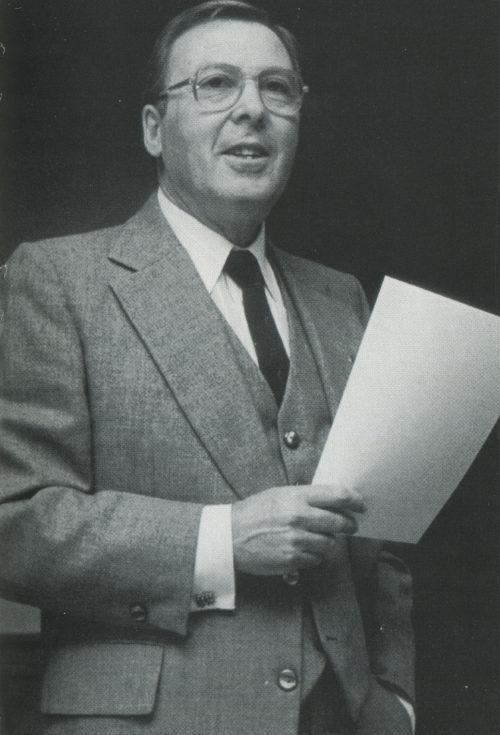 President Herbert Young
