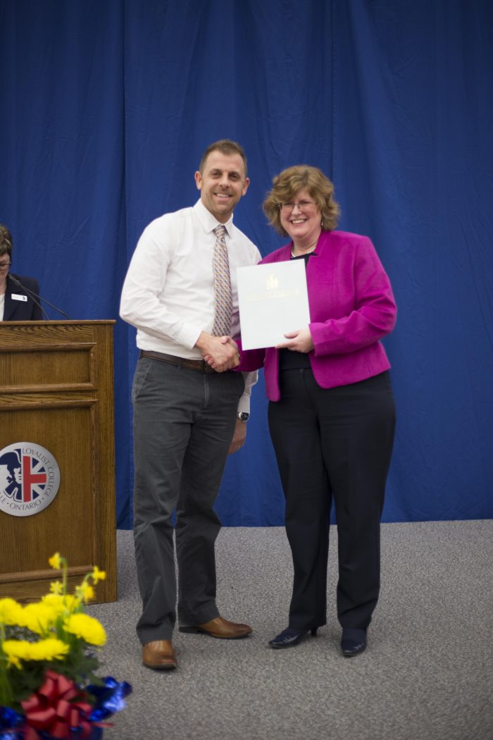 Brent Smeenk; Paramedic Leadership Award; Paramedic –Year 2
