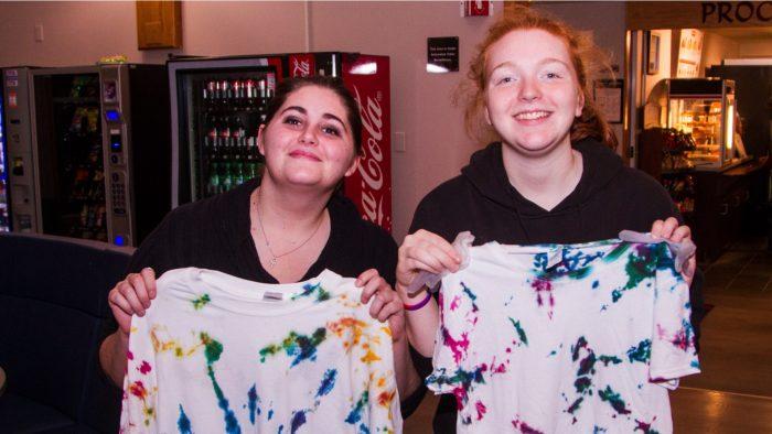 DIY Tie-Dye T-Shirts