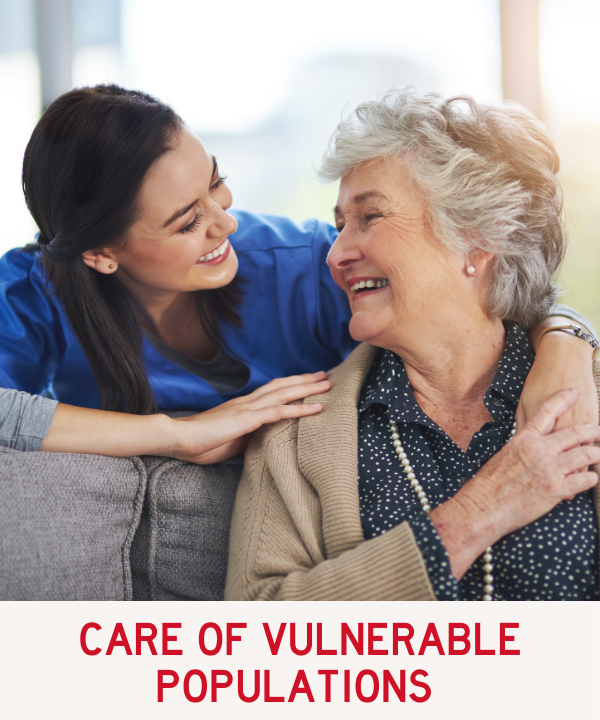 Care of Vulnerables