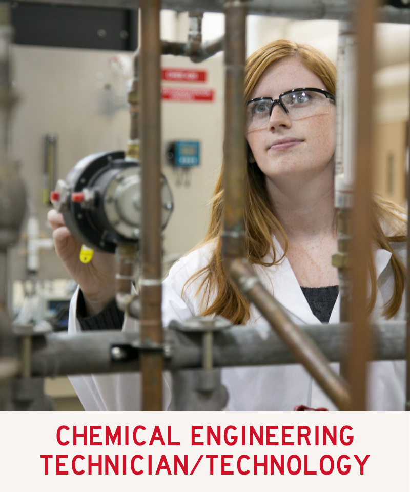 Link to Chemical Engineering Technician - Chemical engineering Technology Program