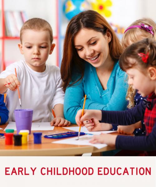 Link to Early Childhood Educator Program