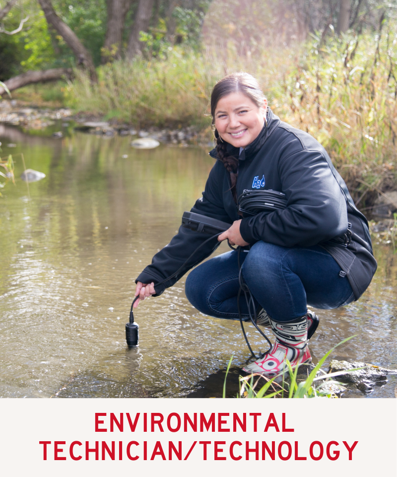 Link to Environmental Technician Program