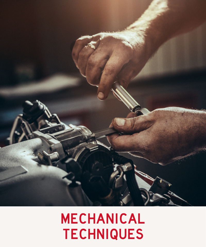 Link to Mechanical Techniques program
