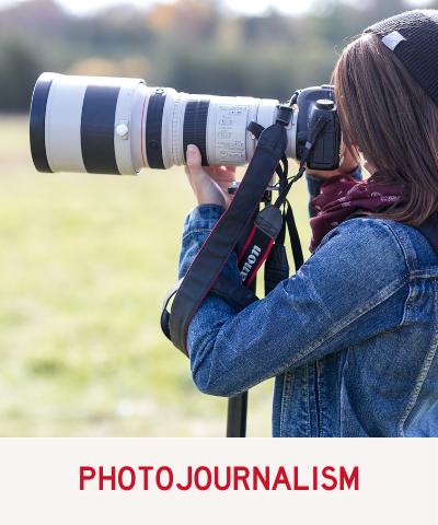 Link to Photojournalism Program