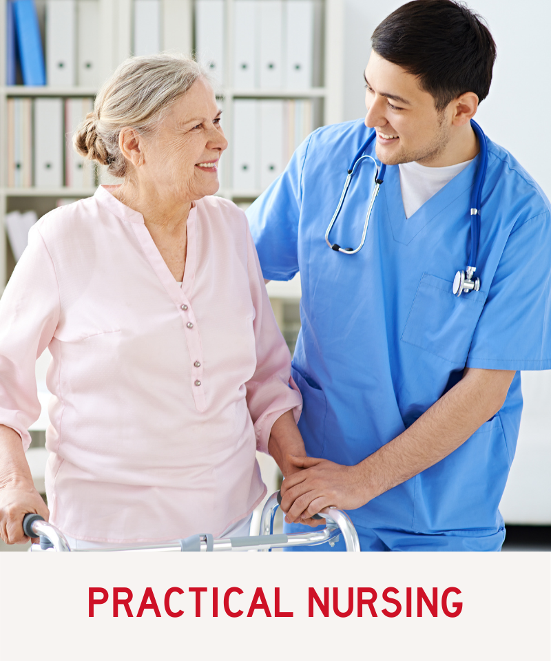 Link to Practical Nursing Program