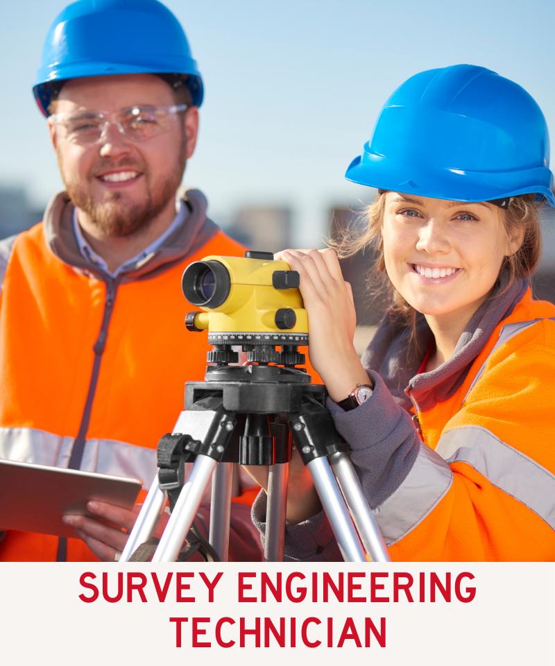 Link to Survey Engineering Technician Program