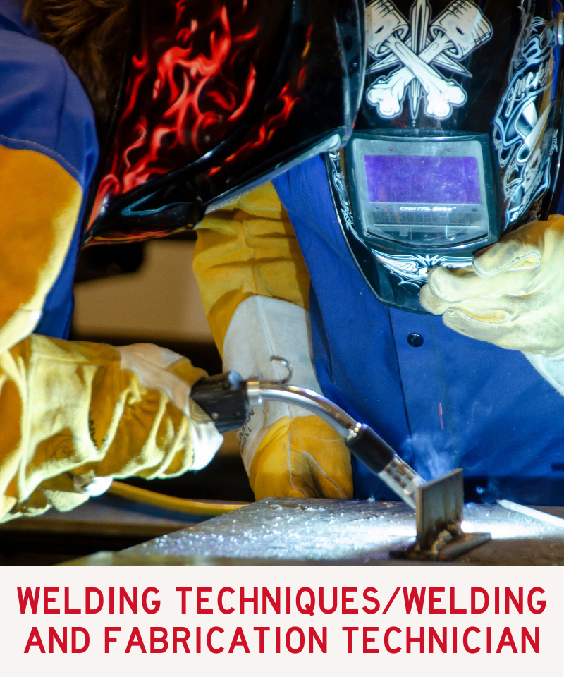 Link to Welding Techniques/Fabrication Program Technician