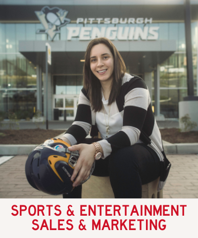 Sports and entertainment sales and marketing program