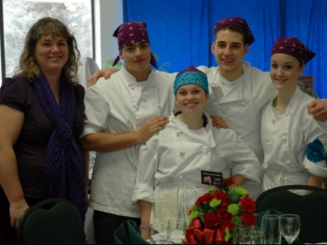 Holy Trinity Catholic Secondary School Named this Year's Junior Iron Chef Champion