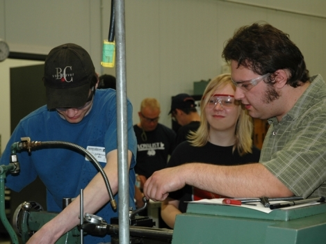 High School Students Receive Hands-On Skills Training at Loyalist