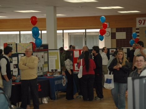 Spring Open House Great Success